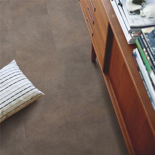 Pergo Oxidized Metal Concrete Vinyl Click Flooring V2120-40045 Image 2