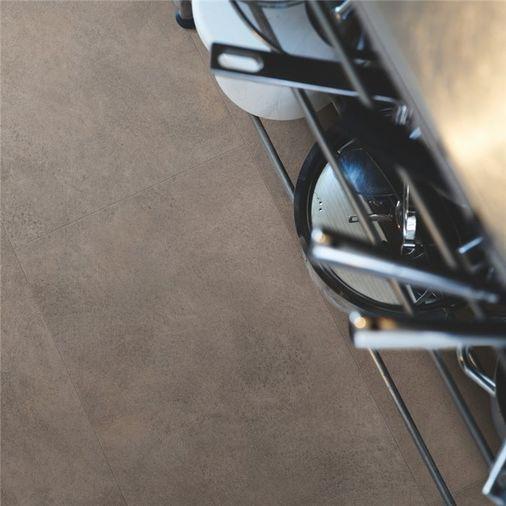 Pergo Oxidized Metal Concrete Vinyl Click Flooring V2120-40045 Image 4