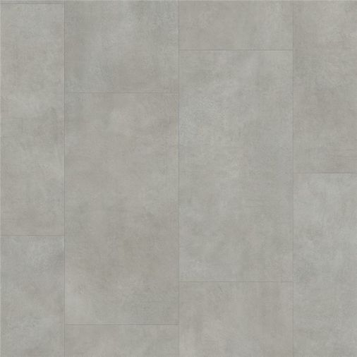 Pergo Warm Grey Concrete Vinyl Tile Click Flooring V2120-40050 Image 1