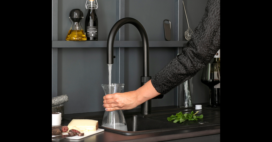 Quooker Flex 3 in 1 Boiling Hot Water Tap Image 1