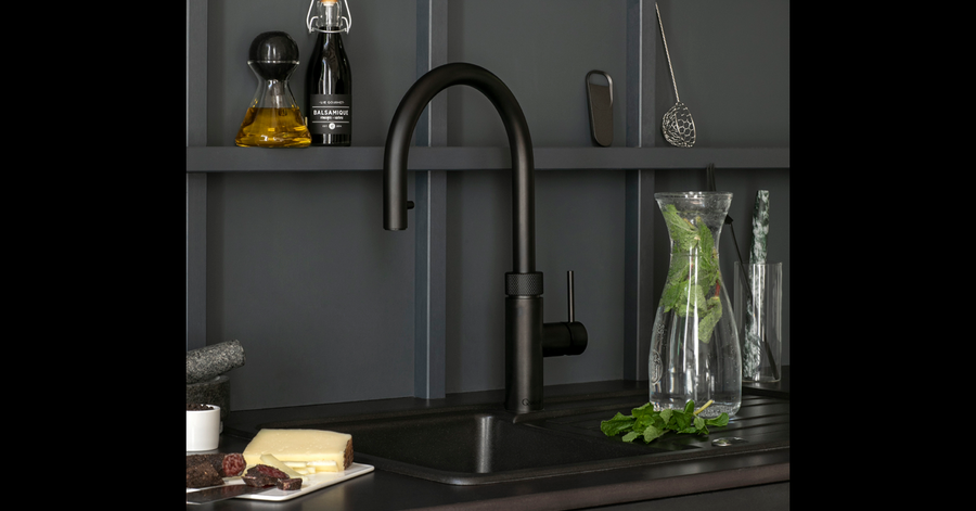Quooker Flex 3 in 1 Boiling Hot Water Tap Image 2