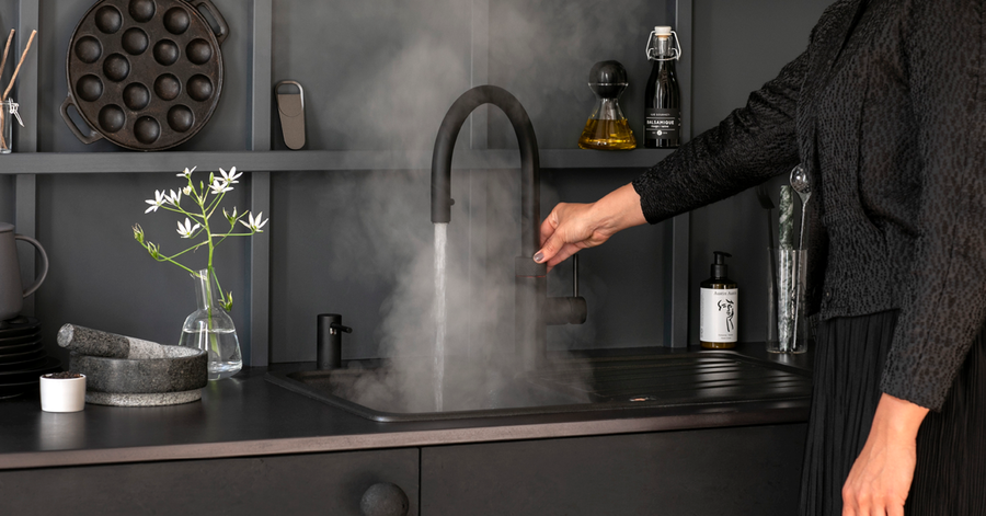 Quooker Flex 3 in 1 Boiling Hot Water Tap Image 6