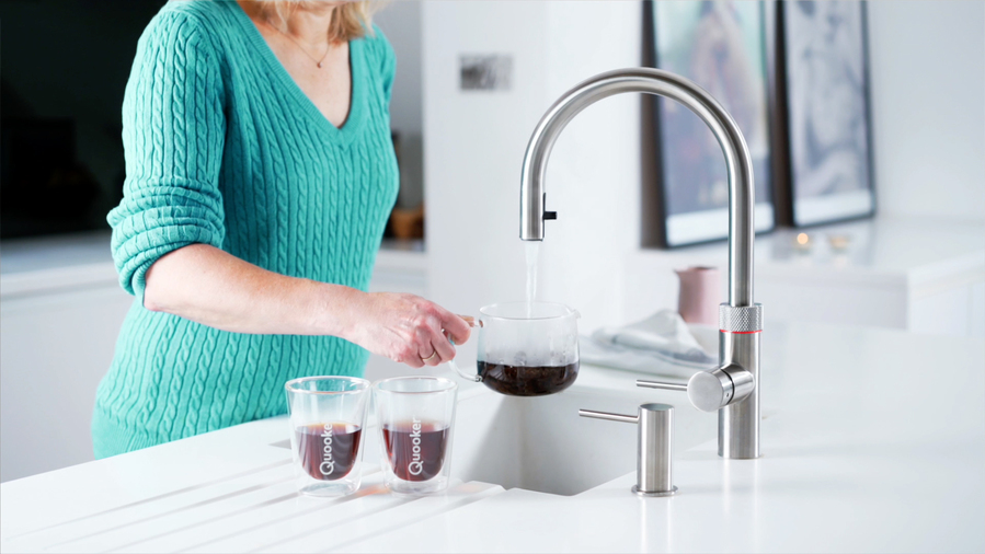 Quooker Flex 3 in 1 Boiling Hot Water Tap Image 15