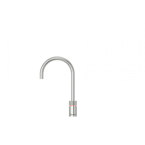 Quooker Nordic Round Chrome Instant Boiling Water Kitchen Tap 3NRCHR Image 2
