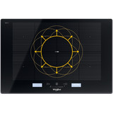 Whirlpool SmartCook SMP 778 C/NE/IXL Induction Hob 8 Zone 77cm - Black Image 4 Thumbnail