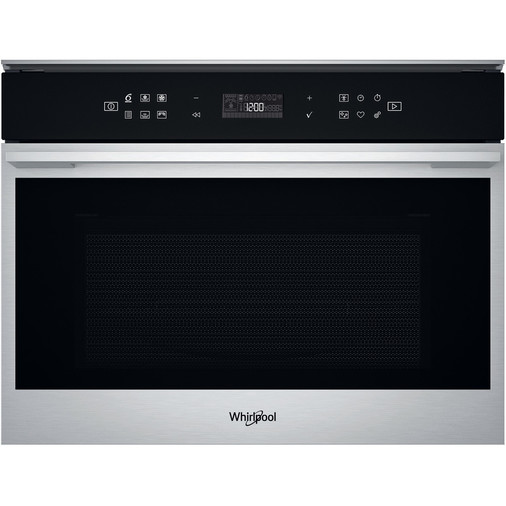 Whirlpool W Collection W7 MW461 UK Microwave Oven Image 1