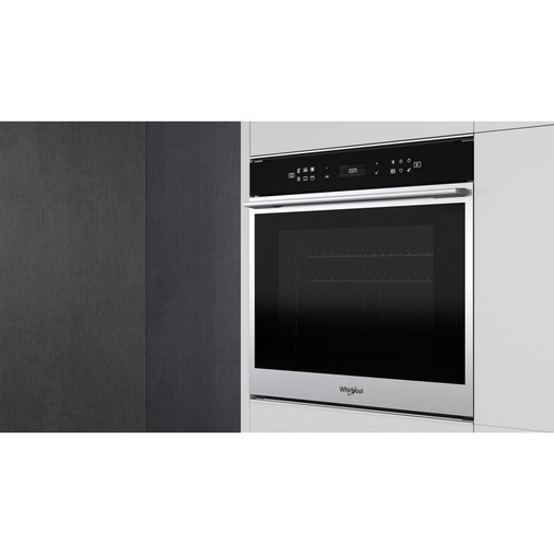 Whirlpool W Collection W7 OM4 4BPS1 P Single Oven Image 7