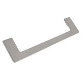 H1132.160.SS D Handle 180mm Wide Stainless Steel Image 1 Thumbnail