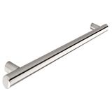 H064.737.SS Bar Handle 16mm Diameter Stainless Steel Image 1 Thumbnail