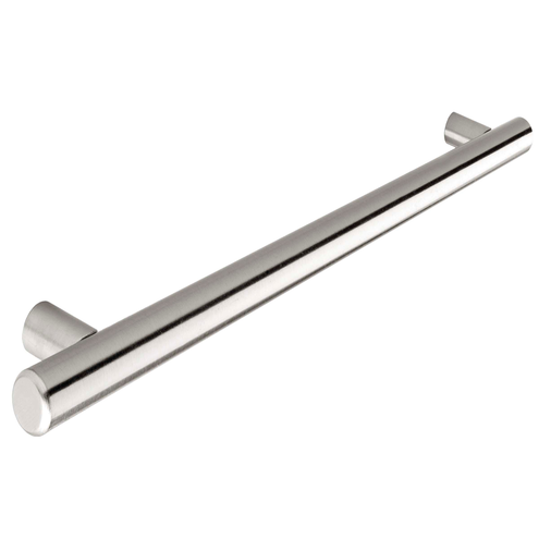 H066.188.SS Bar Handle 16mm Dia Stainless Steel Image 1