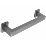H1099.160.HS Kitchen Pull Handle 160mm Handforged Steel Image 1 Thumbnail