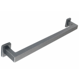 H1099.288.HS Kitchen Pull Handle 288mm Handforged Steel Image 1 Thumbnail