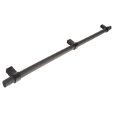 H1126.448.MB Knurled Appliance Pull Handle Matt Black Image 1 Thumbnail
