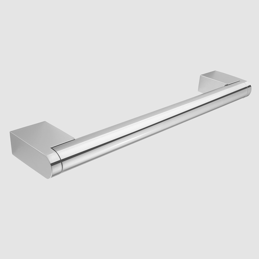 H113.437.SS Boss Bar Handle 14mm Dia Stainless Steel Image 1