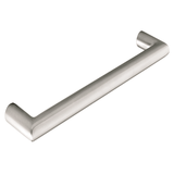 H352.160.SS D Handle Stainless Steel Image 1 Thumbnail