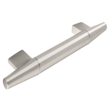 H410.224.SS Bar Handle Die-Cast Stainless Steel Effect Image 1 Thumbnail