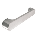 H594.160.SS Kitchen D Handle Stainless Steel Effect Image 1 Thumbnail