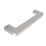 H599.224.SS D Handle 224mm Stainless Steel Effect Image 1 Thumbnail