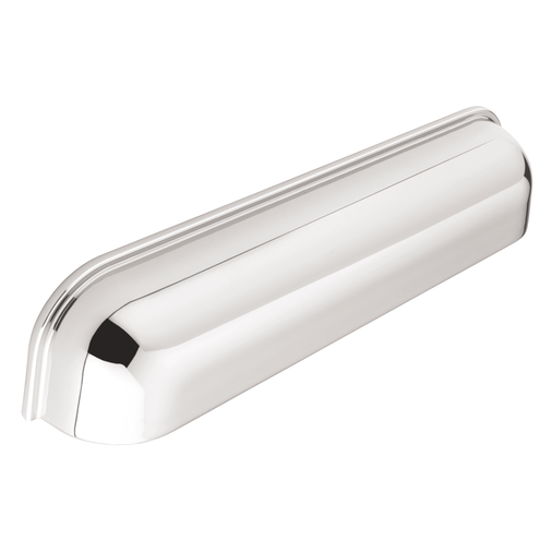 H717.192.CH Kitchen Cup Handle 192mm Chrome Effect Image 1