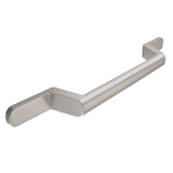 H841.160.SS D Handle Stainless Steel Effect Image 1 Thumbnail