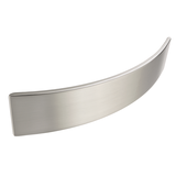 H867.128.SS Kitchen Bow Handle Stainless Steel Effect Image 1 Thumbnail