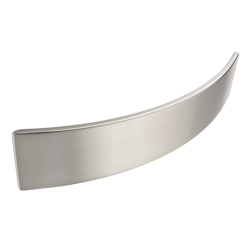 H867.128.SS Kitchen Bow Handle Stainless Steel Effect Image 1