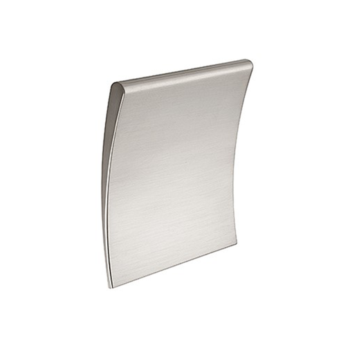 K1069.32.SS Square Knob Stainless Steel Effect Image 1