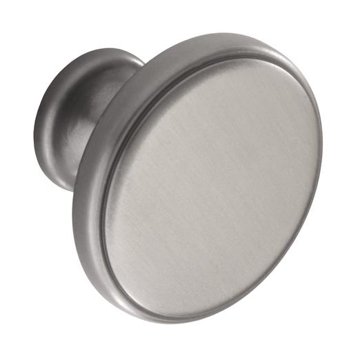 K1107.35.AN Kitchen Knob  35mm Belgrave Antique Nickel Finish Image 1