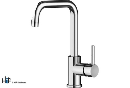View Blanco Herald Chrome Kitchen Tap 454797 offered by HiF Kitchens