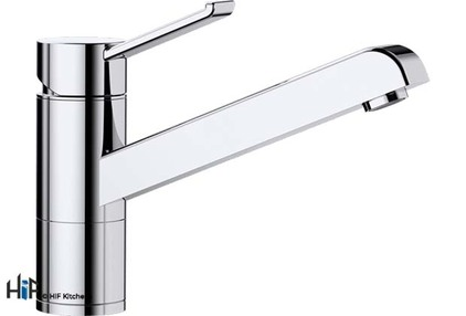 View Blanco Zenos Chrome Kitchen Tap 517801 offered by HiF Kitchens
