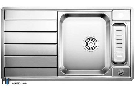 View  Blanco 522103 Axis III 5 S-IF Sink BL468104 offered by HiF Kitchens