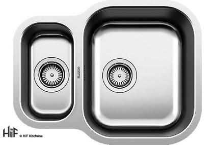View Blanco 453665 Essential 530-U Sink BL453665 offered by HiF Kitchens