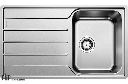 View Blanco 454795 Lemis 45 S-IF Sink Stainless offered by HiF Kitchens