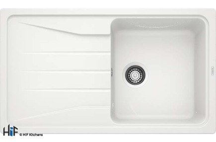 View Blanco  519674 Sona 5 S Silgranit Sink offered by HiF Kitchens