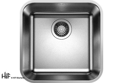View Blanco 452613 Supra 400-U Sink Stainless offered by HiF Kitchens