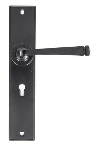 View Black Large Avon Lever Lock Set offered by HiF Kitchens