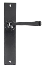 View Black Large Avon Lever Latch Set offered by HiF Kitchens