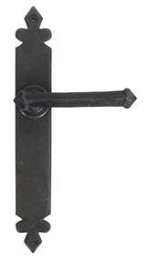View Beeswax Tudor Lever Latch Set offered by HiF Kitchens