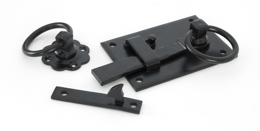 View Black Cottage Latch - RH offered by HiF Kitchens