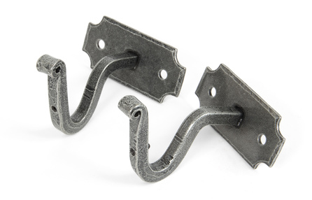 View Pewter Mounting Bracket (pair) offered by HiF Kitchens