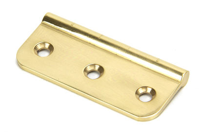 View Polished Brass 3'' Dummy Butt Hinge (Single) offered by HiF Kitchens