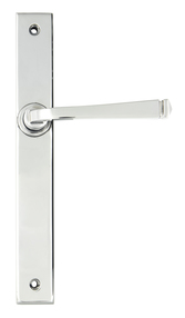 View Polished Chrome Avon Slimline Lever Latch Set offered by HiF Kitchens