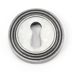 View Pewter Round Escutcheon (Beehive) offered by HiF Kitchens