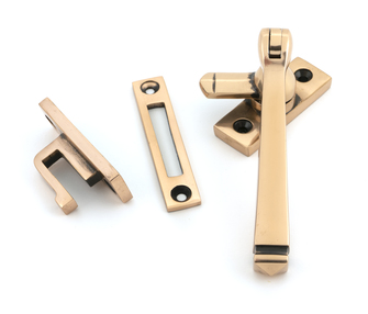 View Polished Bronze Locking Avon Fastener offered by HiF Kitchens