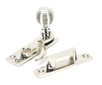 View Polished Nickel Beehive Sash Hook Fastener offered by HiF Kitchens