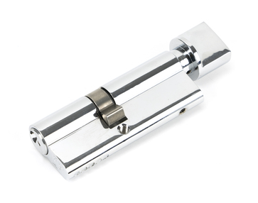 View Polished Chrome 35/45T 5pin Euro Cylinder/Thumbturn offered by HiF Kitchens