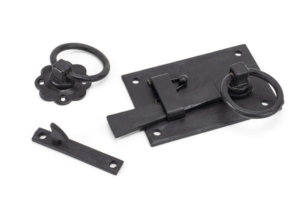 View External Beeswax Cottage Latch - RH offered by HiF Kitchens