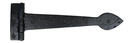 Added Black Smooth 12'' Cast T Hinge (pair) To Basket