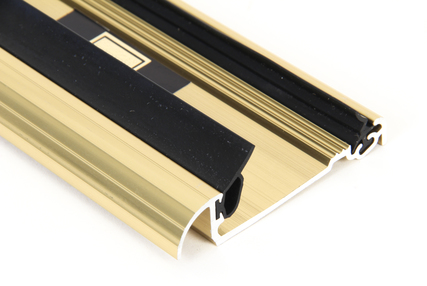 View Gold 1219mm Macclex 15/56 Threshold offered by HiF Kitchens