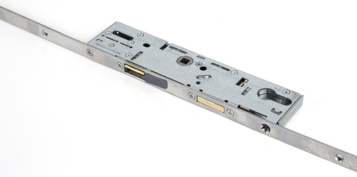 View SS 35mm Backset linear 3 Point Door Lock offered by HiF Kitchens